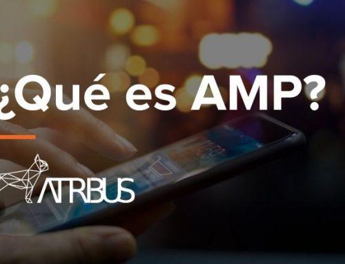 ¿Qué es y qué beneficios tiene AMP?