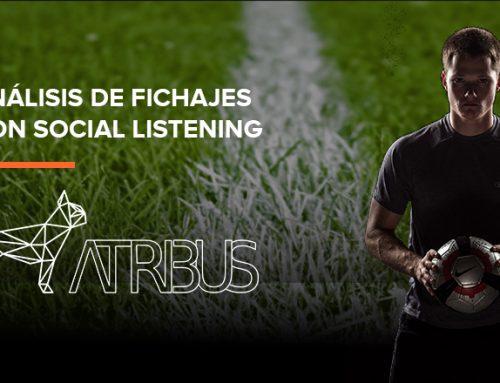 Análisis de fichajes con Social Listening