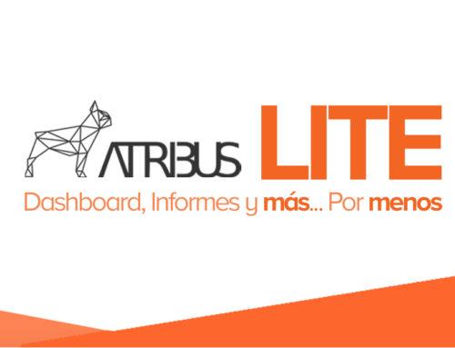 Llega Atribus Lite: Dashboard, informes y más… ¡Por menos!