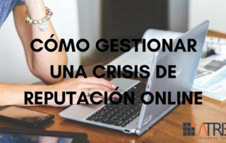 Gestionar crisis de reputación