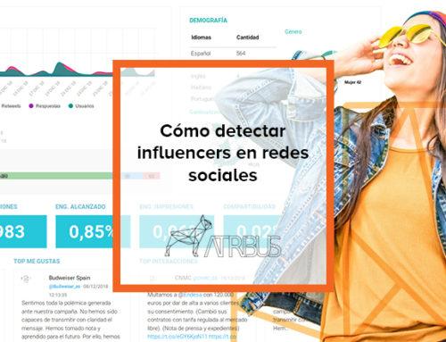 Cómo detectar influencers en redes sociales