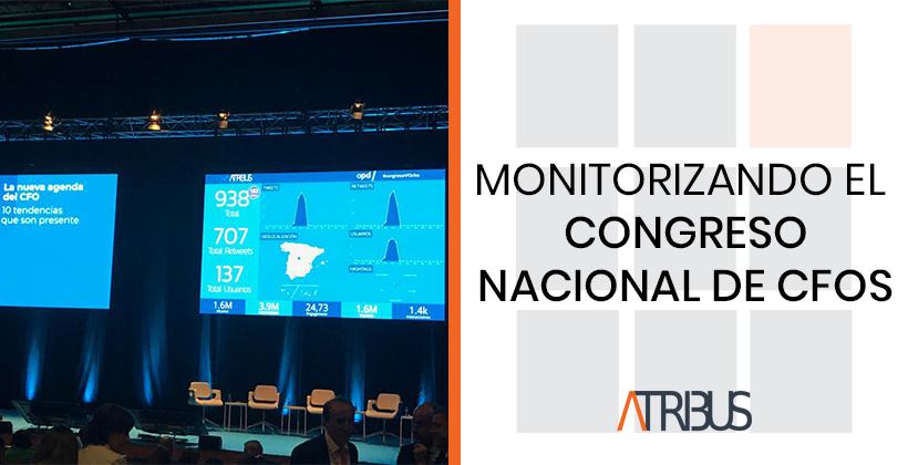 Monitorizar congreso nacional de cfo de APD