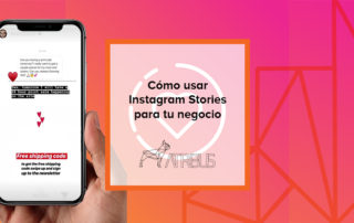 Cómo usar instagram Stories
