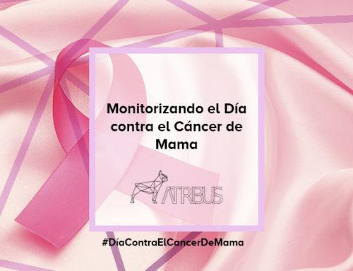Monitorizando el día contra el cáncer de mama