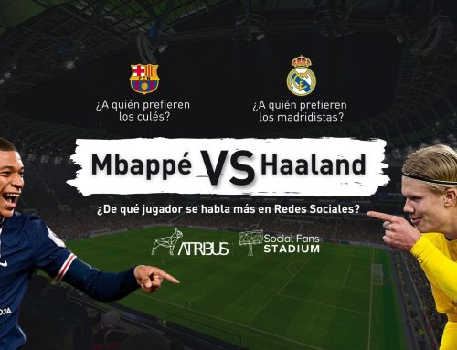 Haaland VS Mbappé: ¿A quién prefieren los aficionados en Twitter?