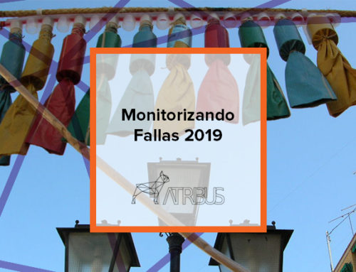 Las fallas 2019 vistas desde Twitter