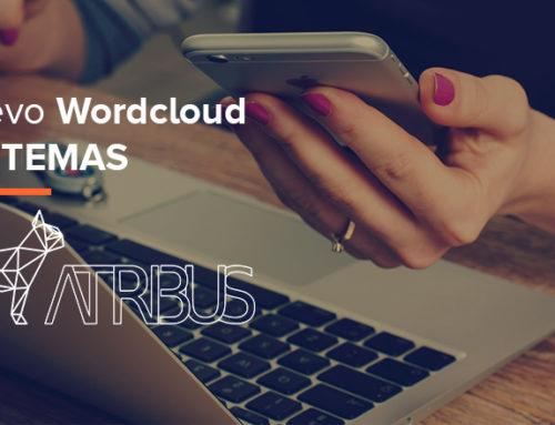 Actualización | Nube de palabras por temas