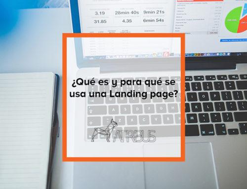 ¿Qué es y para qué se usa una Landing page?