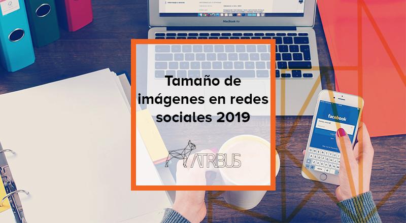 Guia imagenes en redes sociales 2019