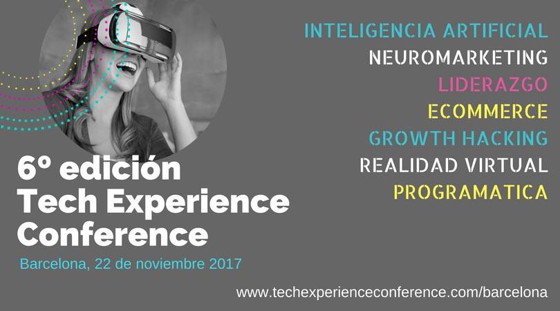Tech Experience Barcelona