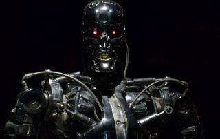 Terminator vs terminator genesys