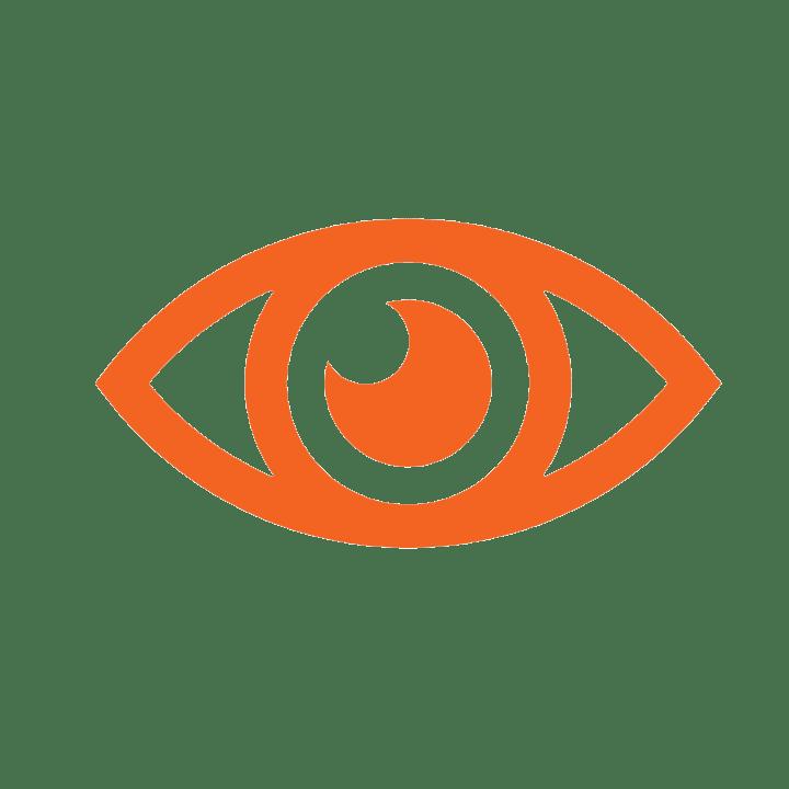 Ojo naranja Atribus