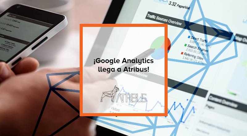 Google Analytics con Atribus