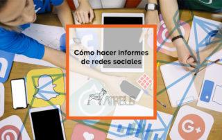 Informes de Redes Sociales