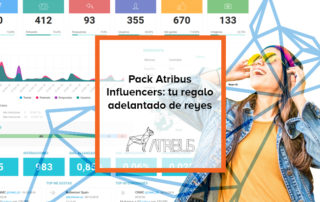 Pack influencers Atribus