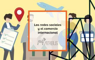 Comercio internacional en redes sociales Artribus