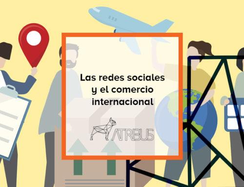 Las redes sociales y el comercio Internacional
