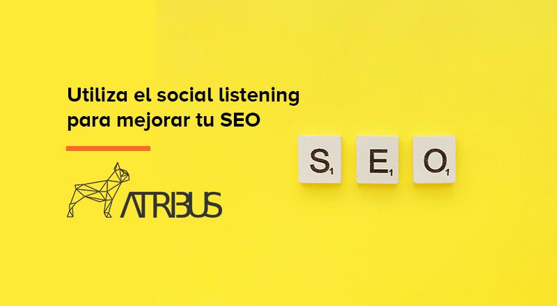 Social listening y seo