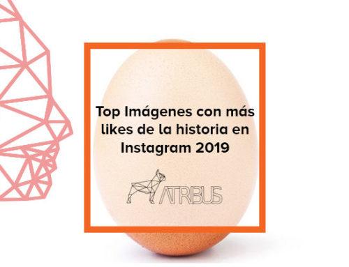 Top Imágenes con más likes de la historia en Instagram 2019