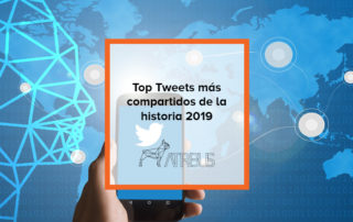 Tweets mas retweeteados en el mundo